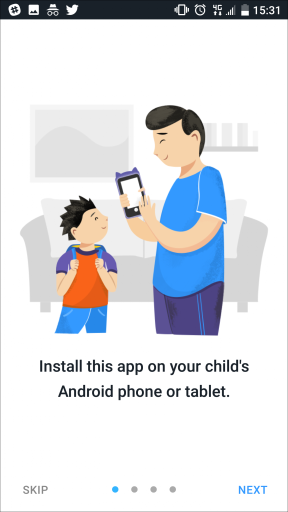 Install Android Parental (12)